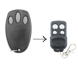 Remote Pro Vicway 94335E Compatible Remote