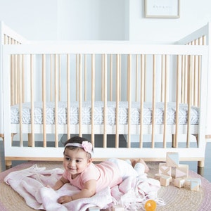 Babyhood Riya Cot