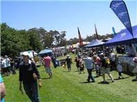 Perfect weather brought crowds to  Bendigo Leisurefest