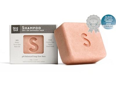 Nuebar Shampoo - curly or dry hair
