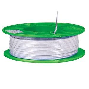 DCS Figure 8 Alarm Installation Cable -14/0.20 - 100m Reel-White
