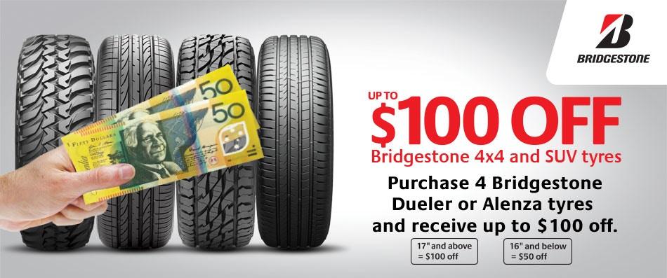 Bridgestone Promotion Bob Jane T-Marts