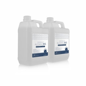Regal by Anh Hoang 70% Isopropyl Alcohol (Rubbing Alcohol) - (10 Litre) - (2 x 5L)