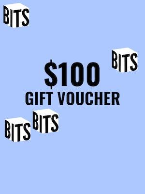 BITS Gift Card   $100