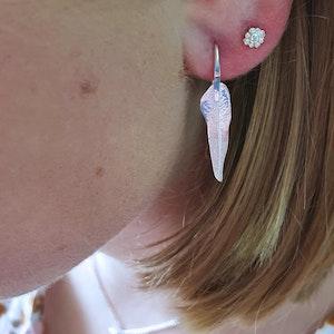 Gum Leaf Earring-Mini