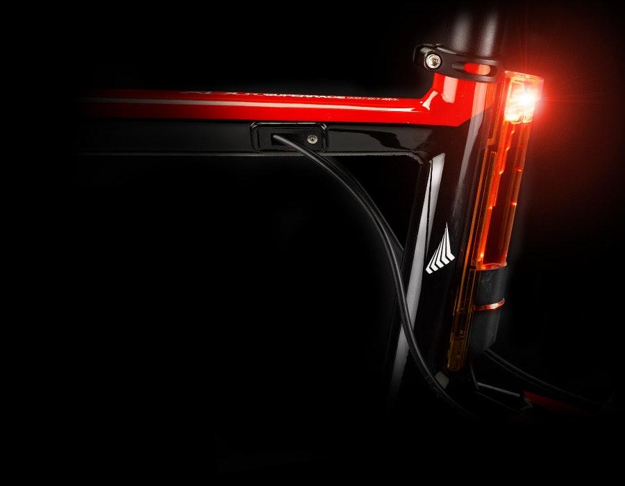 haibike strinlight led 100126633 bikeexchange. Black Bedroom Furniture Sets. Home Design Ideas