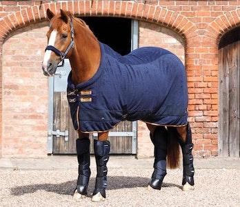 Premier Equine Buster Fleece Cooler Rug - Continental Edition