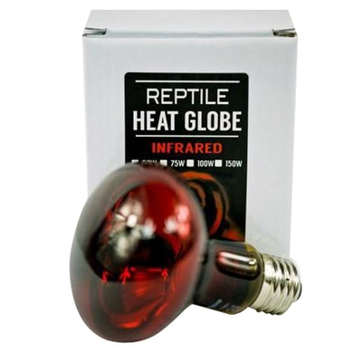 VG Infrared Heat Lamp Reptile Heat Globe E27 240V - 4 Sizes