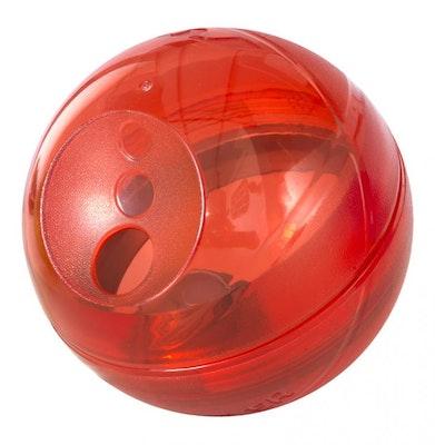 Rogz Tumbler Treat Dispenser Red