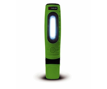 Schumacher SL137GU 3.7V 600 Lumens LED 360° Plus Rechargeable Lithium Ion Red Fuel Green Work Light