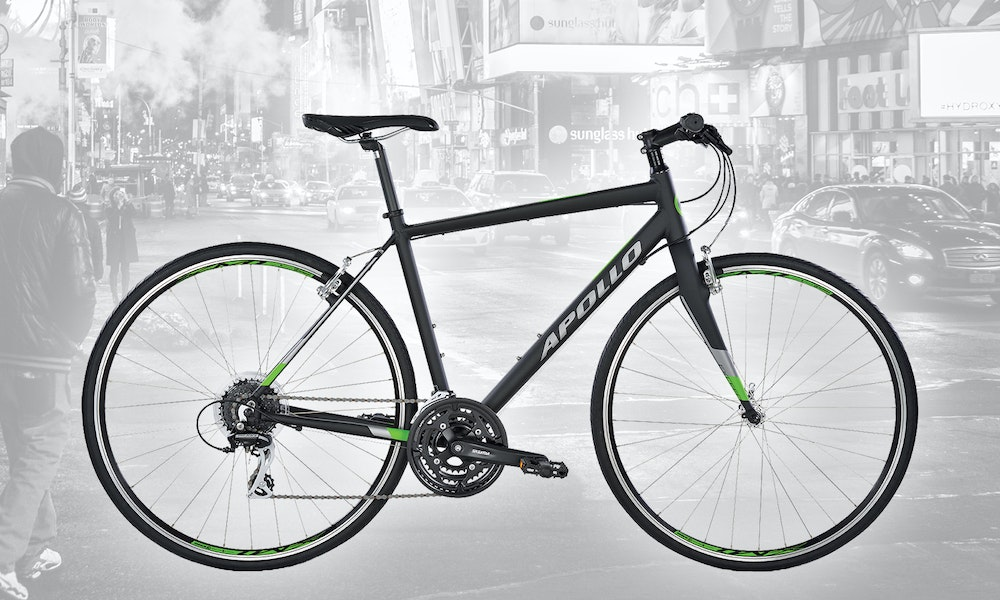 best flat bar road bikes 800 Apollo