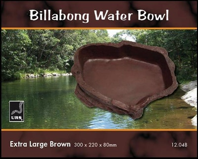 URS Billabong Water Bowl X Large Brown