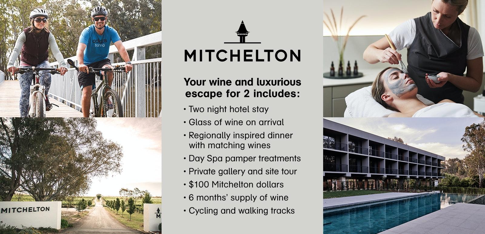 Mitchelton Tour de France 'Wine and Experience'