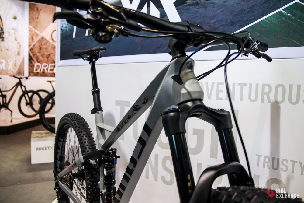 ghost 2017 updates f r amr neues roket bikeexchange. Black Bedroom Furniture Sets. Home Design Ideas