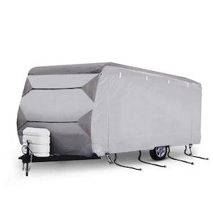 SAN HIMA SAN HIMA 20-22ft Caravan Cover Campervan 4 Layer UV Carry bag Covers