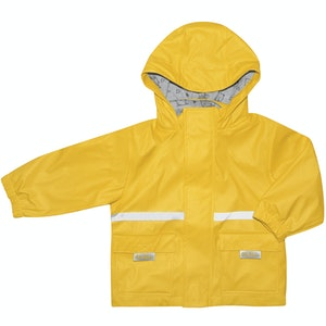 Silly Billyz Small Yellow Waterproof Jacket