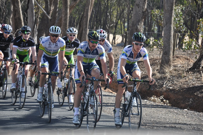 Orica GreenEDGE Ride