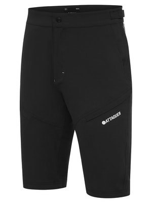 Attaquer Adventure Baggy Shorts Black