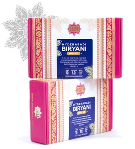 Gourmet Hyderabadi Biryani Spice Kit (twin pack)