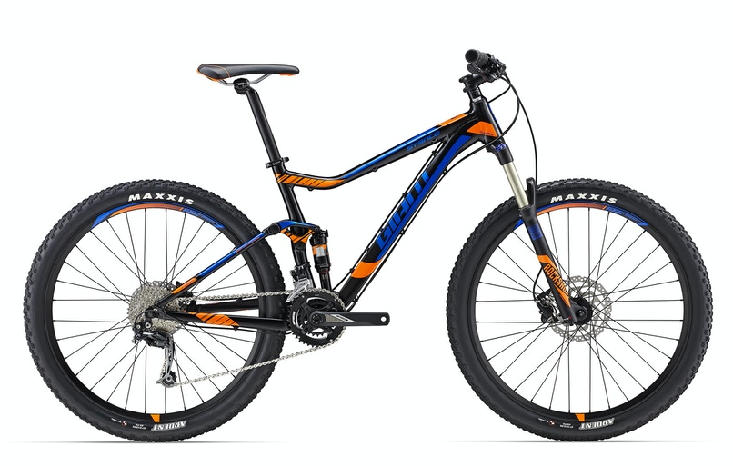 "Stance 2, 27.5"" Dual Suspension MTB Bikes"