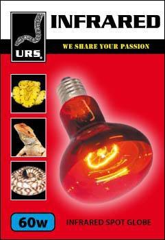 URS Infrared Heat Spotlight 60w