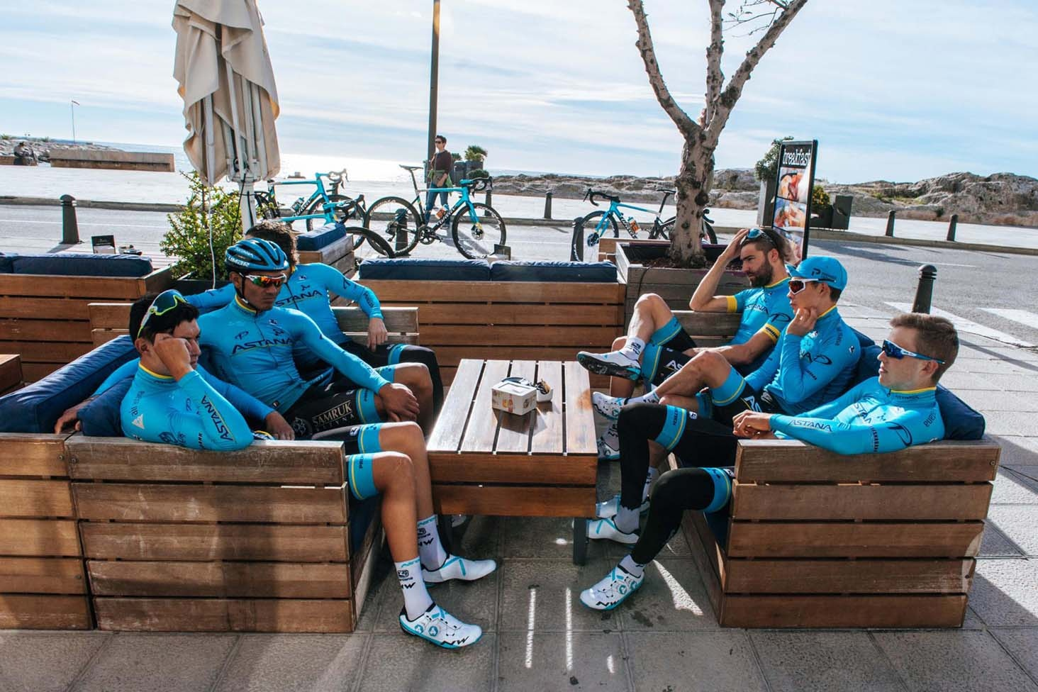 NORTHWAVE CONTINUES TO DREAM BIG WITH ASTANA