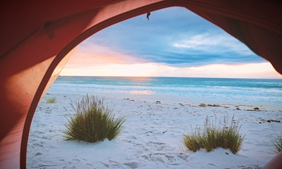 Your Ultimate Guide to Camping at the Beach