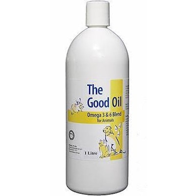 PASSWELL The Good Oil Animals Omega 3 & 6 Supplement - 3 Sizes