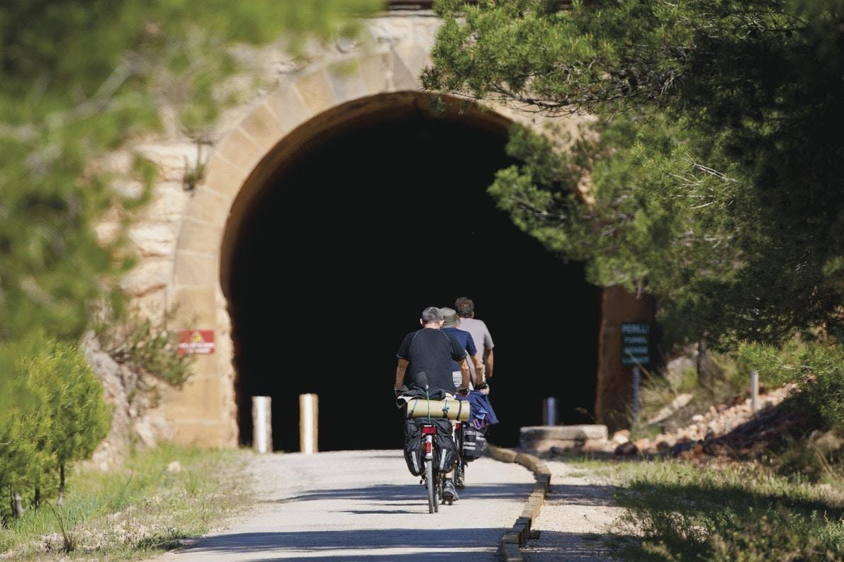 Vías Verdes - Biken auf stillgelegten Bahnstrecken
