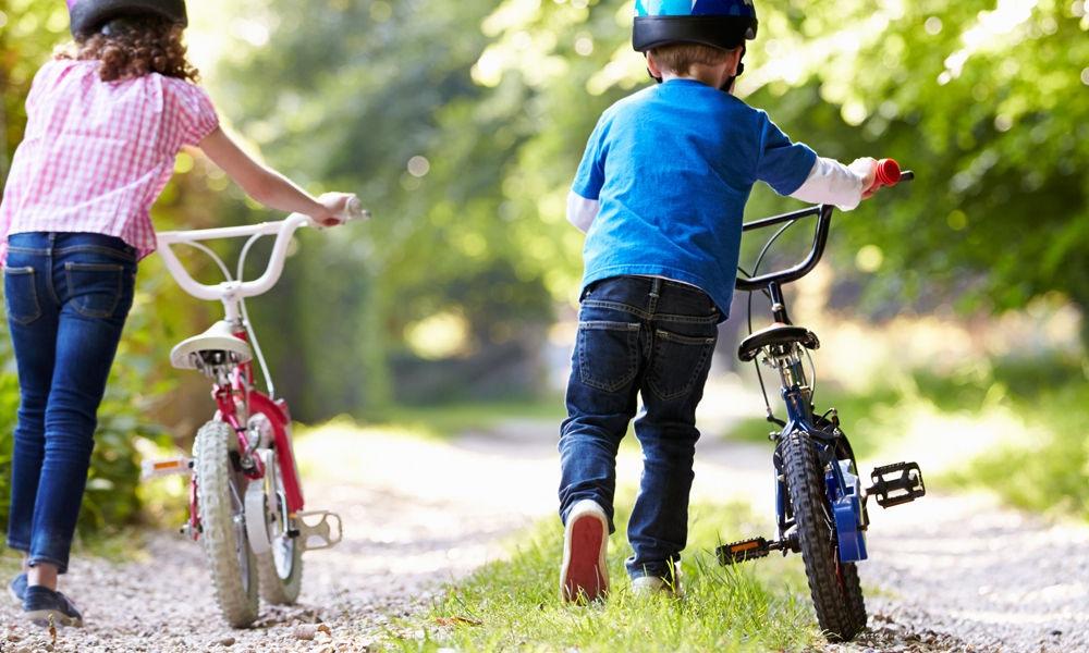 Kinderleichtes Fahrvergnügen