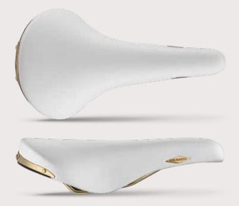 Selle San Marco Rolls Le Bianche White