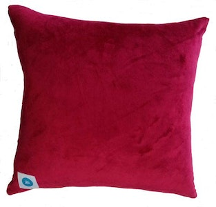 Cushion Covers: Berry
