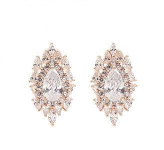Belbie wedding earrings