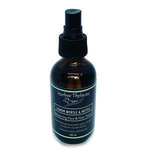 Lemon Myrtle & Nettle Face + Hair Toner 100mL