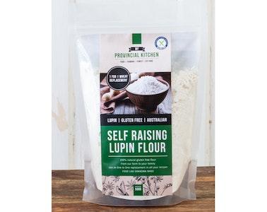 Gluten Free Self Raising Lupin Flour