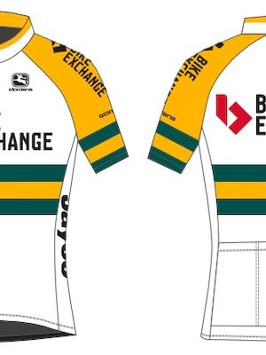 Giordana Team BikeExchange Champion of Australia Vero PRO Short Sleeve Jersey