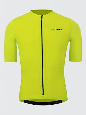 Soomom Pro Classic Jersey - Lime Green