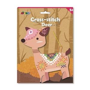 Avenir - Cross Stitch - Deer