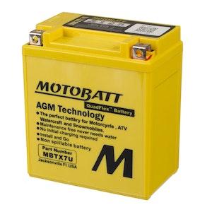 MBTX7U MotoBatt Quadflex 12V Battery