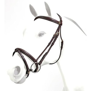 Emporio Fancy Stitched Hanoverian Bridle