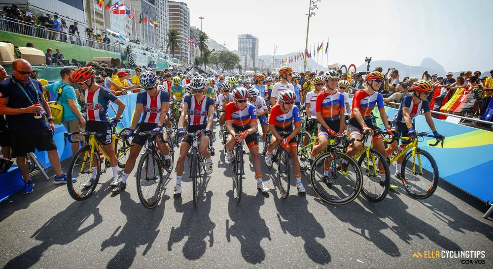 Women s road race Rio Olympic Games 2016