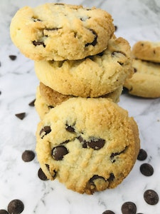 Ketoland Keto Chocolate chip Cookie Pack 12 x 35g each