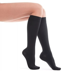 SoftMed Medical compression socks-knee high closed toe CLASS 1 (15-20)mmhg