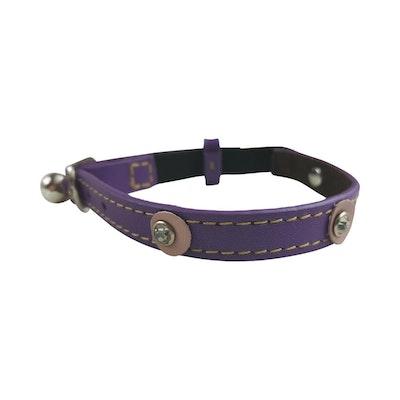 Hamish McBeth Moet Purple Cat Collar