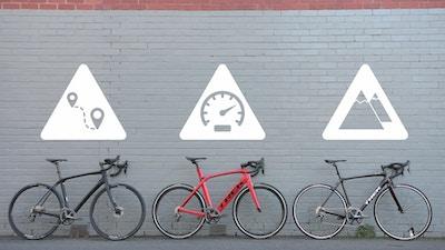 Aero, Light oder Endurance? Rennrad-Typen im Vergleich