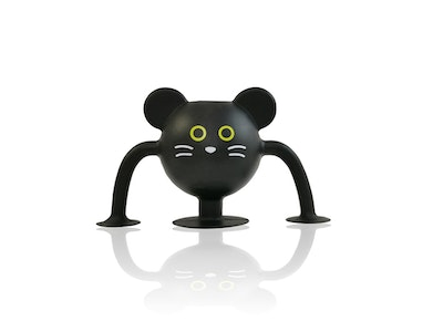 Silicone Suction Kids Bath Toys 1pk - Samantha Panther - Zoo Collection