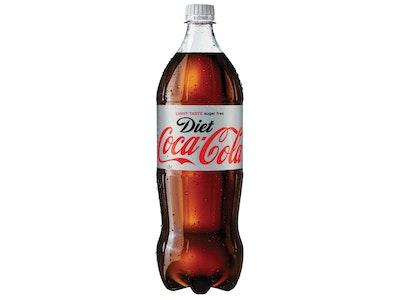Diet Coca-Cola Bottle 1.25L