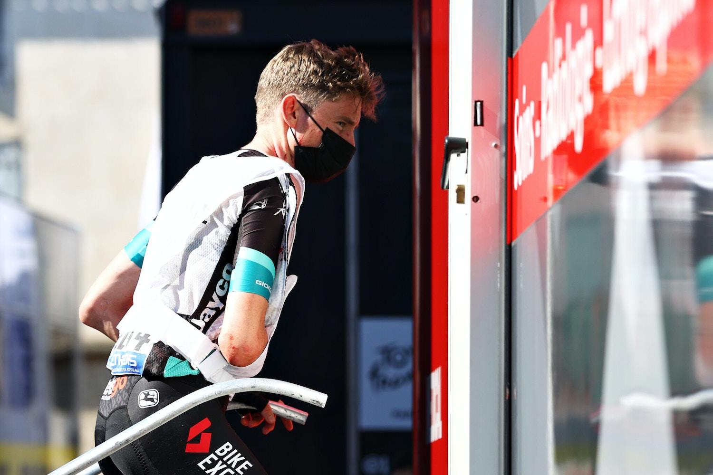 Tour de Francia Etapa 13: Reporte Médico