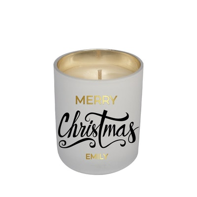 Symbolic Studio Christmas White - Hand Poured Soy Candle