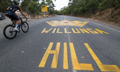 Climbs of the TDU - Old Willunga Hill